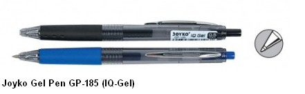 Supplier ATK Joyko Gel Pen GP-185 (lQ-Gel) Harga Grosir