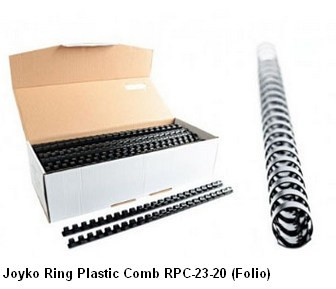 Supplier ATK Joyko Ring Plastic Comb RPC-23-20 (Folio) Harga Grosir
