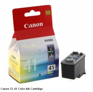 Supplier ATK Canon CL-41 Color Ink Cartridge  Harga Grosir