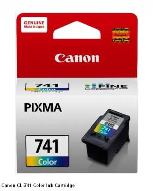 Supplier ATK Canon CL-741 Color Ink Cartridge  Harga Grosir