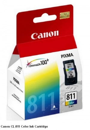 Supplier ATK Canon CL-811 Color Ink Cartridge Harga Grosir