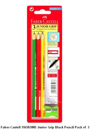 Supplier ATK Faber Castel 116503IND Pensil Grip (Isi 3Pcs) Harga Grosir