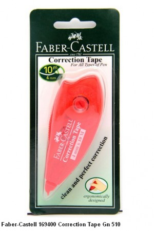 Supplier ATK Faber Castel 169400 Correction Tape GN 510 Harga Grosir